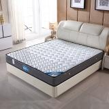 宜眠坊(ESF)床垫 乳胶床垫 席梦思弹簧床垫 乳胶+直筒簧 软硬两用 J10 1800*2000*220mm