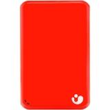 艾比格特(iBIG Stor)2.5英寸 2TB 无线移动硬盘(烈焰红)