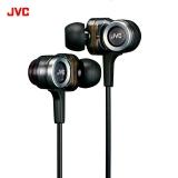 杰伟世(JVC)FXZ100 三单元动圈高保真 HiFi耳机  2013年VGP耳机类技术大奖 黑银色
