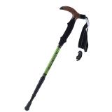 康尔 KingCamp 登山杖 铝合金T型手杖 拐杖 四节 KA4667