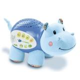 伟易达Vtech 小河马睡眠仪 星光安睡投影 声光安抚玩偶 婴幼儿早教益智玩具