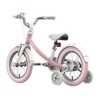 Ninebot九号儿童自行车儿童车女优雅款 小孩宝宝女童单车14寸粉色