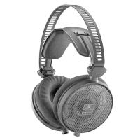 铁三角(Audio-technica)ATH-R70X 专业监听开放式头戴式耳机 黑色  自然开放性声音