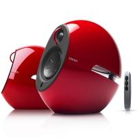 漫步者(EDIFIER) 魔号E225 新一代电视/客厅音响 电视音响 电脑音箱 红色