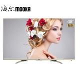 海尔模卡(MOOKA) 48K5 48英寸安卓智能网络窄边框全高清LED液晶电视