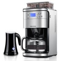 英国摩飞(Morphyrichards)MR4266咖啡机 全自动磨豆 家用办公室咖啡壶