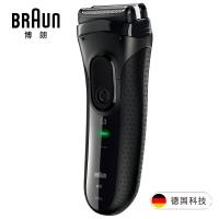 博朗(BRAUN)电动剃须刀3系3000S全身水洗充电往复式刮胡刀
