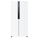 统帅(Leader)BCD-453WLDPG 453升 风冷无霜 对开门冰箱(纤薄静音 低温净味) 海尔 荣誉出品
