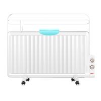 桑普(Sampux)DB1615MS 防水防烫型大烘衣架薄板式电热油汀取暖器/电暖器/电暖气