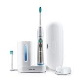 飞利浦(PHILIPS)电动牙刷HX6972/10充电式成人声波震动牙刷 带消毒器 5种刷牙模式