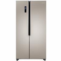 创维(Skyworth)451升对开门冰箱 风冷无霜 电脑控温 时尚纤薄设计(普利金)W451B