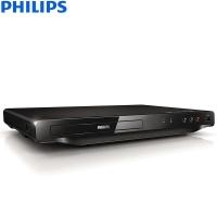 飞利浦(PHILIPS)DVP3600/93 DVD播放机 CD播放器 VCD播放器 音箱 音响 影碟机 USB CD转USB闪存强纠错 黑色