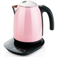 西摩(SMAL)小智电水壶 保温电热水壶 智能预约恒温冲奶器 WK-9821C粉