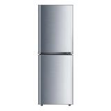 康佳(KONKA)170升 双门冰箱 金属面板 保鲜静音(银色)BCD-170TA