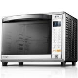 长帝(changdi)电烤箱家用多功能 智能操控 独立控温 CRWF32SM