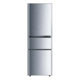 康佳(KONKA)212升 三门冰箱 软冷冻室(银色)BCD-212MTG