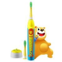 力博得(Lebond)电动牙刷 儿童自动超声波电动牙刷Iya儿童系列甜心超人(蓝色)