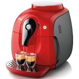 飞利浦(PHILIPS)咖啡机 Saeco意式家用全自动带陶瓷研磨器 HD8650/27