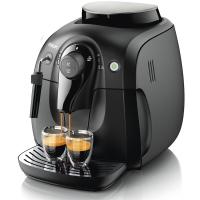 飞利浦(PHILIPS)咖啡机 全自动意式家用型带奶泡器 HD8651/07