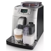 飞利浦(PHILIPS)咖啡机 家用全自动浓缩机带有集成式储奶容器 HD8753/15