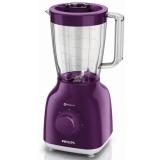 飞利浦(PHILIPS)料理机 家用型可榨汁可做果汁 HR2100/60