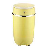 小鸭 3.5公斤 半自动单筒迷你小洗衣机 蓝光杀菌 不锈钢沥水篮 XPB35-599