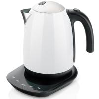 西摩(SMAL)小智电水壶 保温电热水壶 智能预约恒温烧水壶 WK-9821C白
