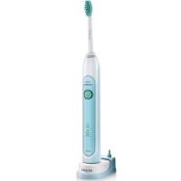 飞利浦(PHILIPS)电动牙刷HX6711/02充电式声波牙刷成人净白模式清洁