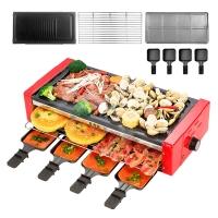 尚烤佳 电烧烤炉 家用电烤炉 韩式无烟烧烤架 电烤盘SKJ-062