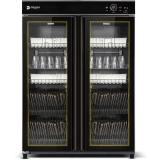 德玛仕(DEMASHI)消毒柜 商用 消毒碗柜 立式 双门消毒柜 ZTP700F-3