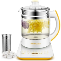 荣事达(Royalstar)养生壶玻璃加厚煮茶壶煮茶器暖奶器1.8L全自动多功能YSH18Q