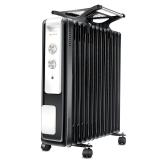 格力(GREE)取暖器 13片电热油汀取暖器/宽片电暖器/大功率电暖气NDY13-X6026