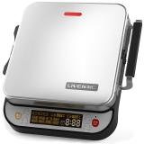利仁(Liven)电饼铛家用经典侧开可拆洗煎烤机LR-FD431