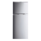 康佳(KONKA)108升 双门 冷冻冷藏冰箱(银色)BCD-108S