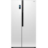 容聲(Ronshen) 526升 對開門冰箱 簡約纖薄機身 風冷無霜 節能靜音 珍珠白 BCD-526WD11HY