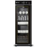 德玛仕(DEMASHI)消毒柜 商用  消毒碗柜 家用 消毒柜立式 ZTP380F-3