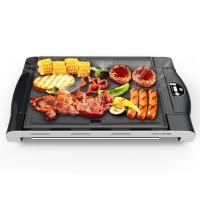 利仁(Liven)电烧烤炉家用电烧烤盘烧烤机无烟不粘韩式烤肉锅KL-D3600