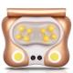 怡禾康 YH-881 腰部梦之城app客户端下载器捶打揉捏双功能梦之城app客户端下载靠垫(充电版)