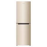 奥马(Homa) BCD-229WT/B 229升 变频风冷 电脑控温 新1级节能 大两门冰箱 金色
