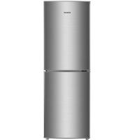 美菱(MELING)181升双门大冷冻 省电静音 两门冰箱 亚光银 BCD-181MLC