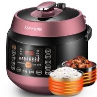 九陽(Joyoung)電壓力鍋 一鍋雙膽 八段調壓 口感可調 JYY-50C3 5L高壓鍋