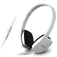 漫步者(EDIFIER) K680 时尚便携耳机 电脑耳机 电脑耳麦 绝地求生耳机 吃鸡耳机 时尚白