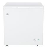 晶弘(KINGHOME)162升变温冷柜 家用冷藏、微冻、冷冻、速冻转换 格力晶弘 BC/BD-162D2(白色)