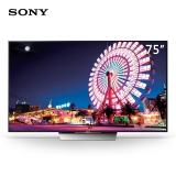 索尼(SONY)KD-75X8500D 75英寸 4K HDR 安卓5.0智能系统液晶电视 (黑色)