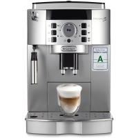 意大利德龙(Delonghi)  ECAM22.110.SB 全自动咖啡机 意式 家用 商用 欧洲原装进口 泵压 自带打奶泡系统