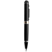 纽曼(Newsmy)笔形录音笔 RV96 16G 专业微型高清降噪便携 学习培训商务会议采访执法取证 黑色