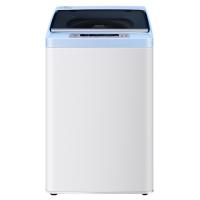 康佳(KONKA)5.6公斤 全自动波轮洗衣机 不锈钢內桶(银灰色)XQB56-712