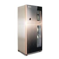 圣托(Shentop)消毒柜家用小型 立式不銹鋼紅外線高溫消毒碗柜 家庭碗筷臭氧保潔柜 ZTP138-F6