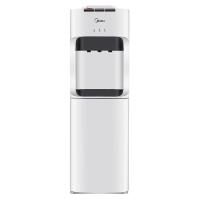 美的(Midea)YD1321S-W 高端2L大容量三出水口 家用冷热型立式商务饮水机