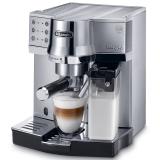 意大利德龙(Delonghi) EC850.M 泵压式咖啡机 家用 商用 意式 半自动咖啡机 高端 自动打奶泡 奶缸